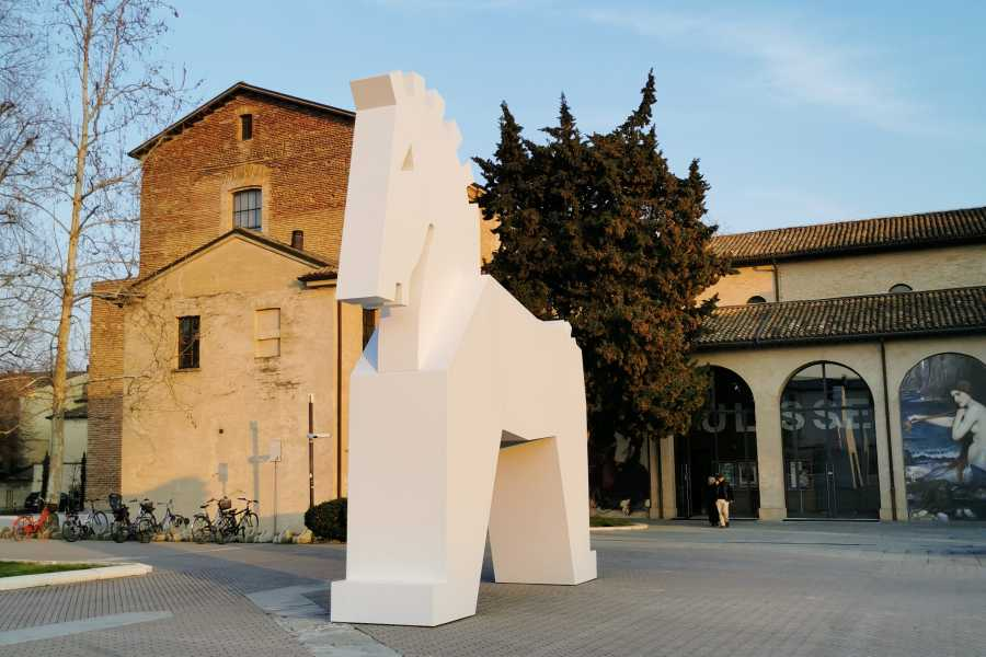 Cervia Turismo ULISSE: The art and the myth - Guided Tour + Bus from Cervia