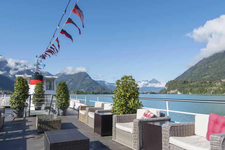 BLS AG, Schifffahrt Burger cruise