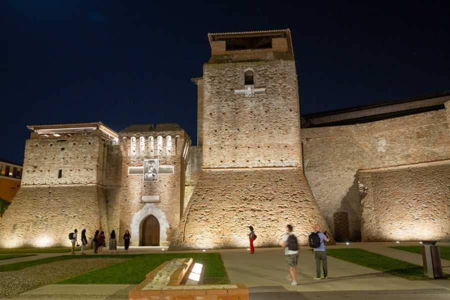 "VisitRimini ""Notturno d'arte"" (art by night) tour"