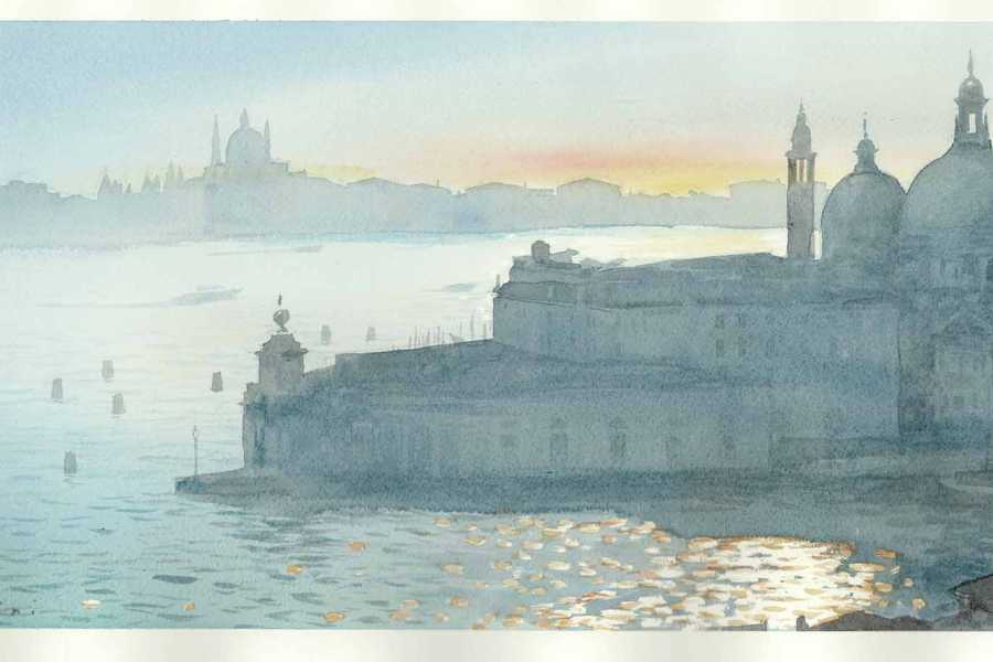 Venice Tours srl PAINTING CLASS WITH VENETIAN ARTIST AT YOUR HOME