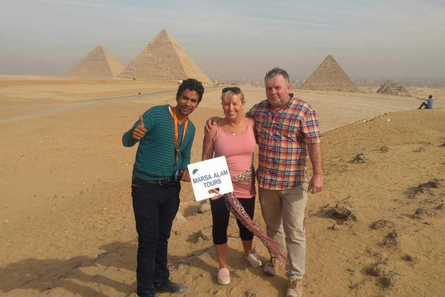 Marsa alam tours Cairo Two days tour from El Quseir