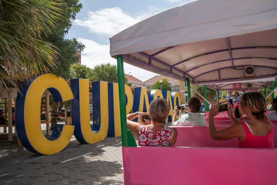 FBTT Travel Curacao Trolley Train City Centre