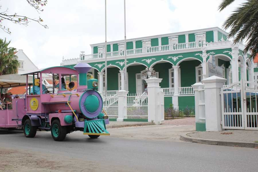 FBTT Travel Curacao Trolley Train City Centre