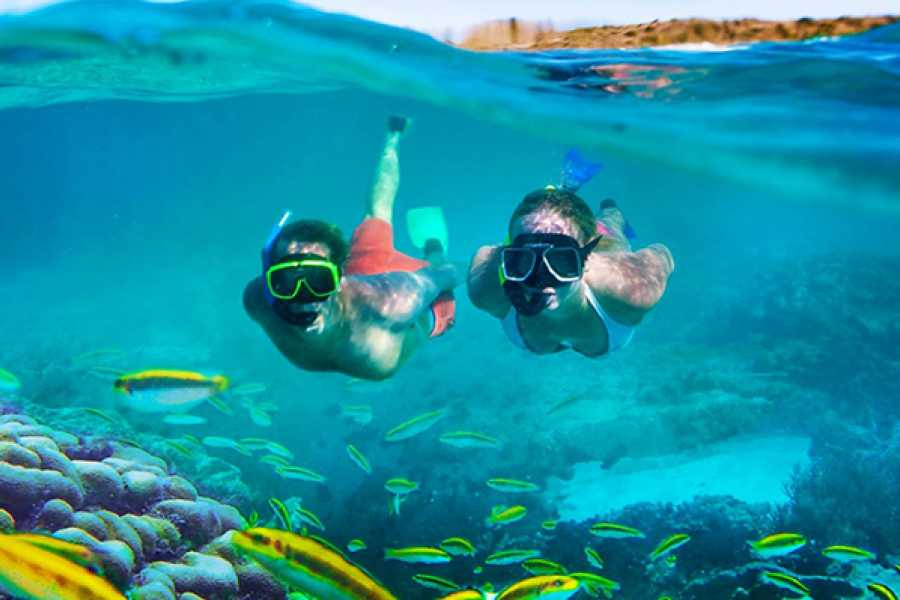 Deluxe Travel Giftun Island Snorkeling Trip from Hurghada