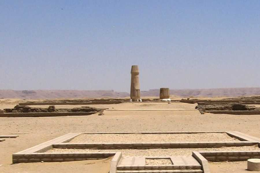 Marsa alam tours Private day tour to E Minya from Cairo