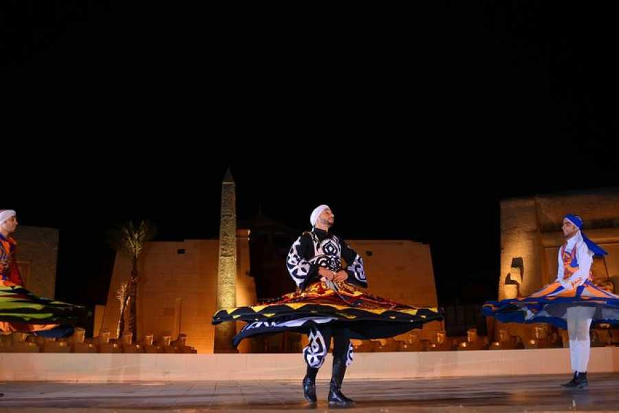 Deluxe Travel Alf Leila Wa Leila Show in Sharm El Sheikh