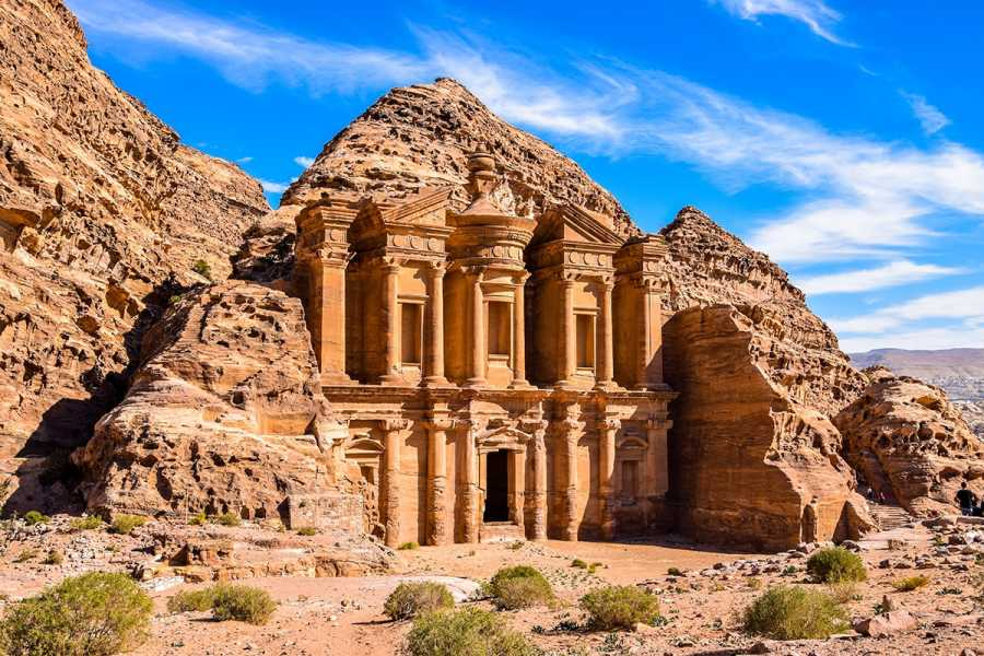Deluxe Travel Best of Egypt and Jordan Tour