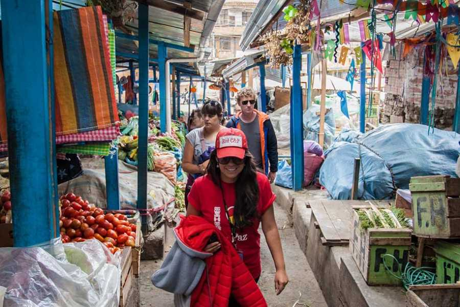 Red Cap City Walking Tours Caminata Virtual La Paz, Bolivia