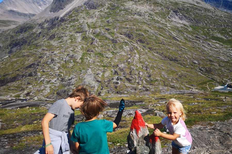 Hotel Aak Litlefjellet: Bike & Hike