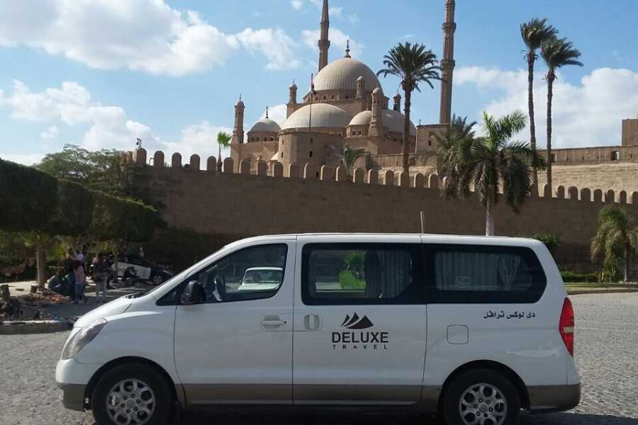 Deluxe Travel Private Transfer Cairo to Alexandria
