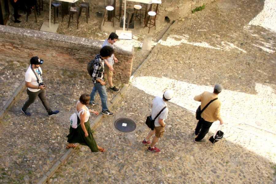 NHUE Ruta olfativa de Granada.