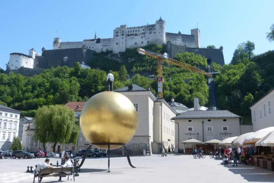 Kultur Tourismus Salzburg Salzburg im Dornröschen Schlaf