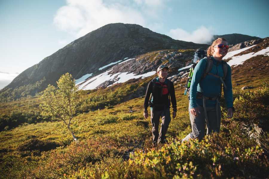 Hotel Aak Isfjordeggen ridge traverse