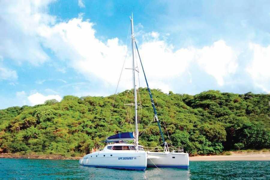 Tour Guanacaste Catamaran Cruise and Jet Ski tour