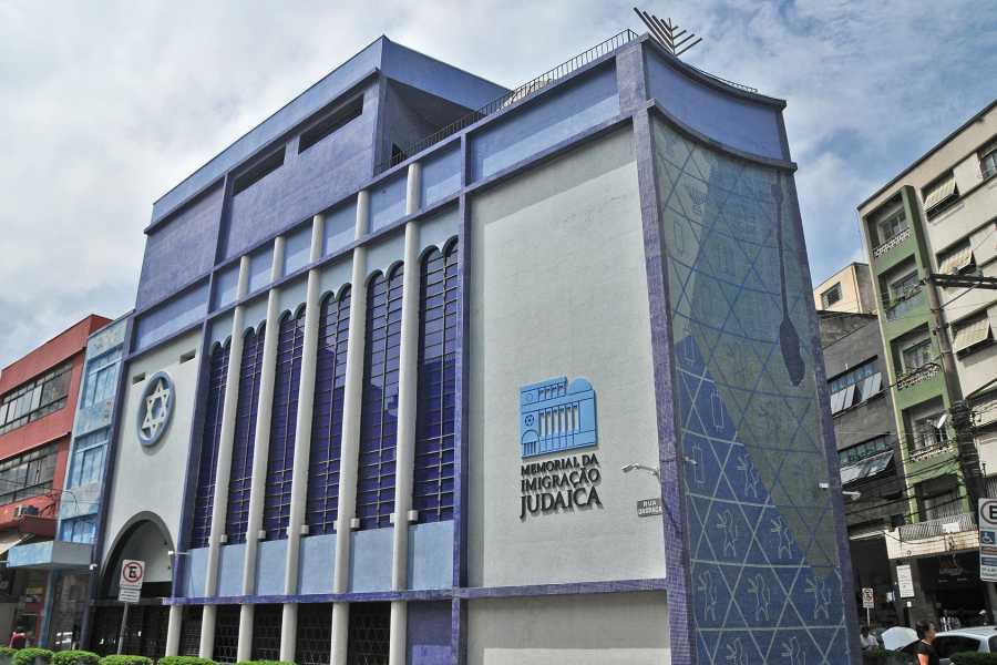 Around SP Tour judío en Sao Paulo (5hrs)