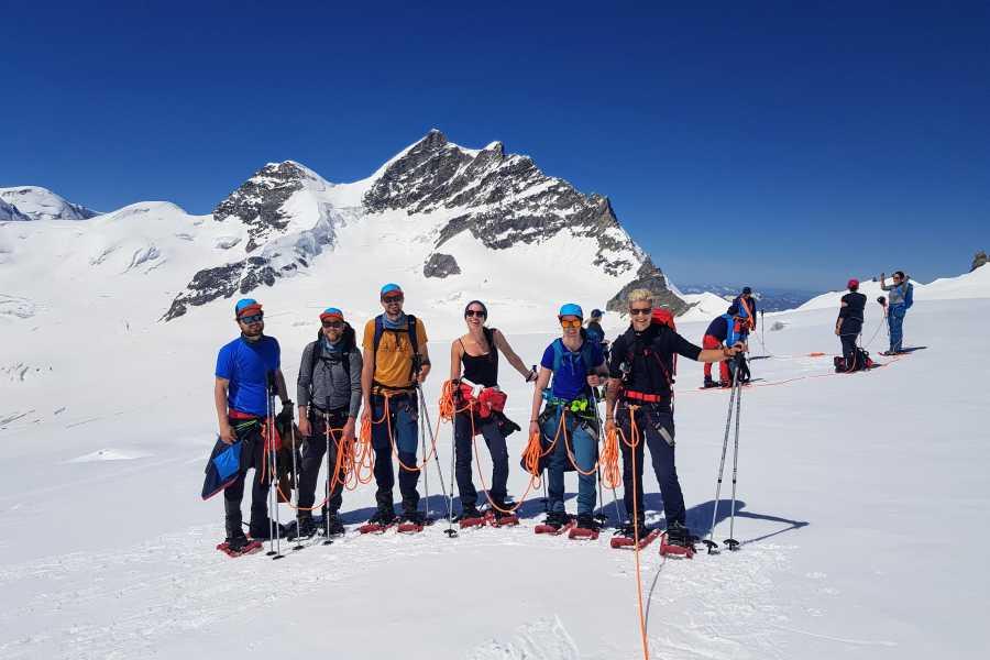 Grindelwaldsports Jungfraujoch Glacier Hike