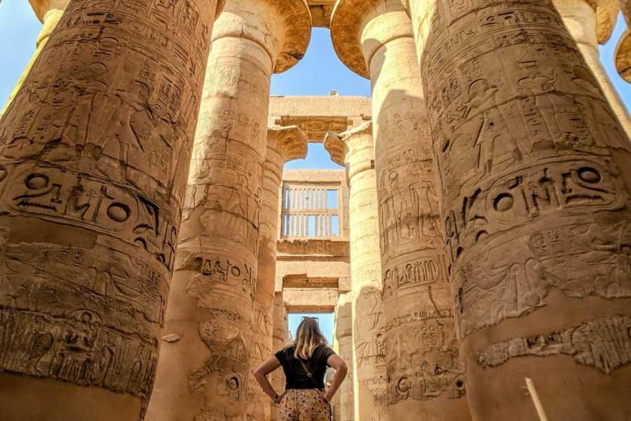 Marsa alam tours 4 daagse excursie naar Luxor vanuit Marsa Alam