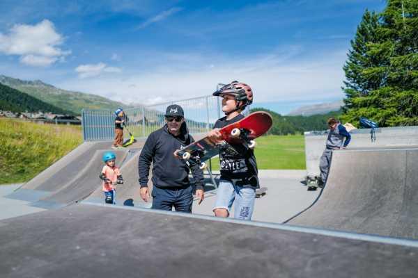2 Stunden Skateboard Gruppenunterricht