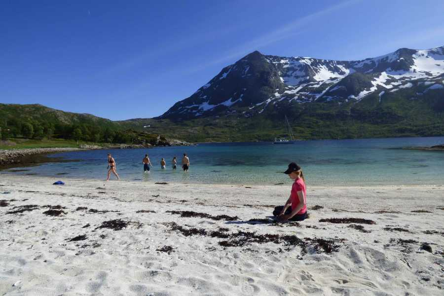 Arctic Sea to Summits Helgetur med familien.