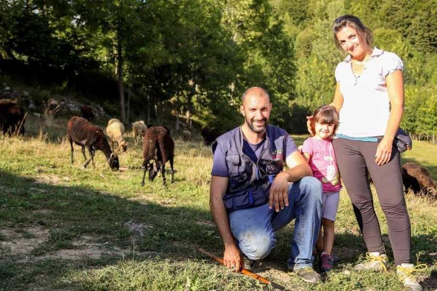 Modenatur Transumanza con Fattoria Campo delle Sore
