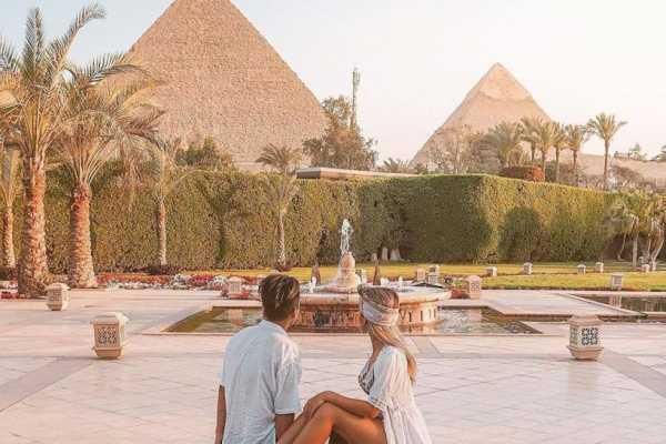 8 days Egypt itinerary