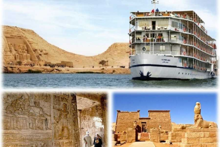 Marsa alam tours 5 Days Nile Cruise Between Luxor and Aswan on  Zen Mojito Nile Cruise