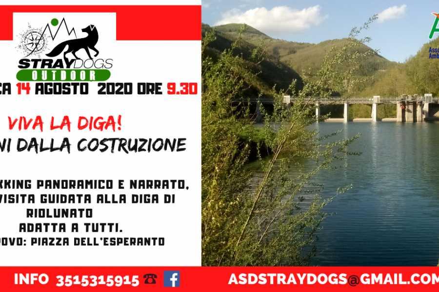 Modenatur Viva la diga! 100 anni dalla costruzione