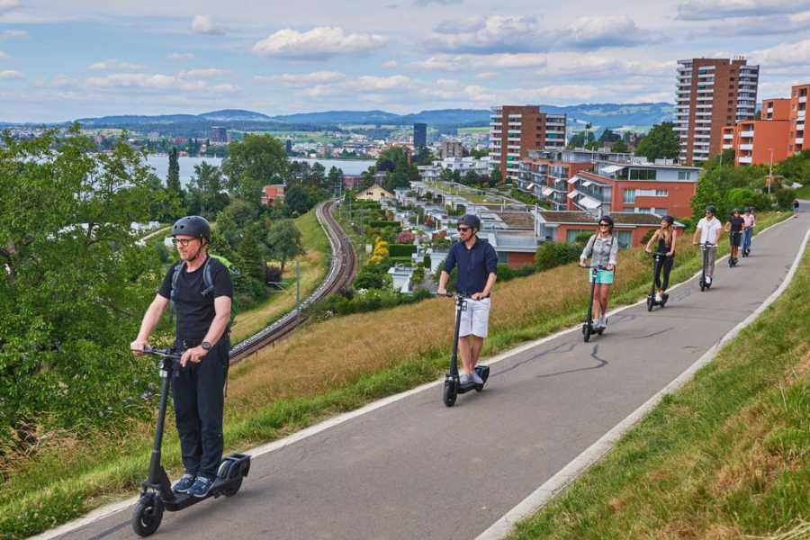 "Scooter Tours E-Scooter Tour ""Best of Zug"""