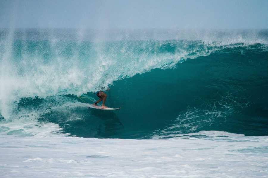 Tour Guanacaste Ollie's Point Private Catamaran Surfing Experience