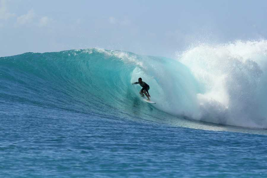 Tour Guanacaste Ollie's Point Private Catamaran & Surfing