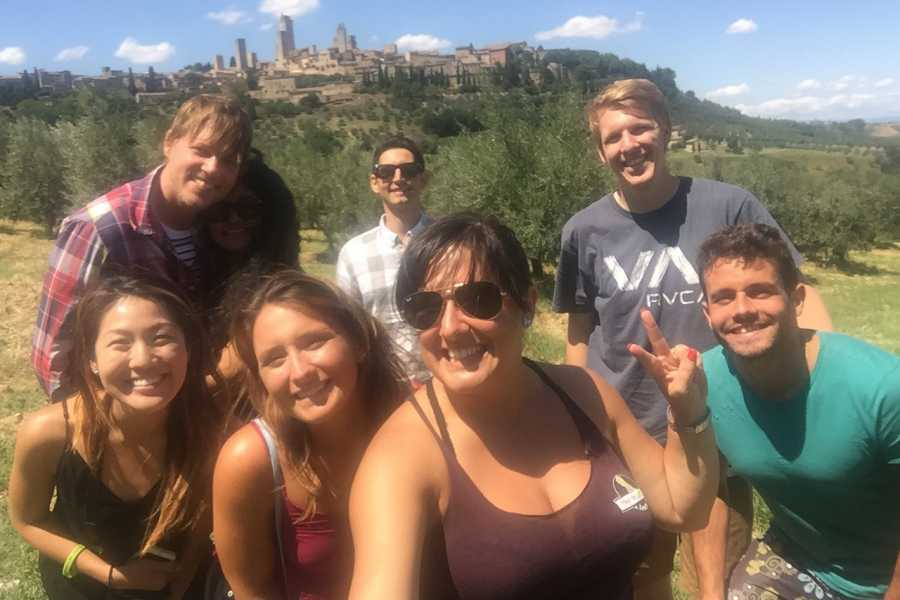 Italy on a Budget tours Siena and Tuscany