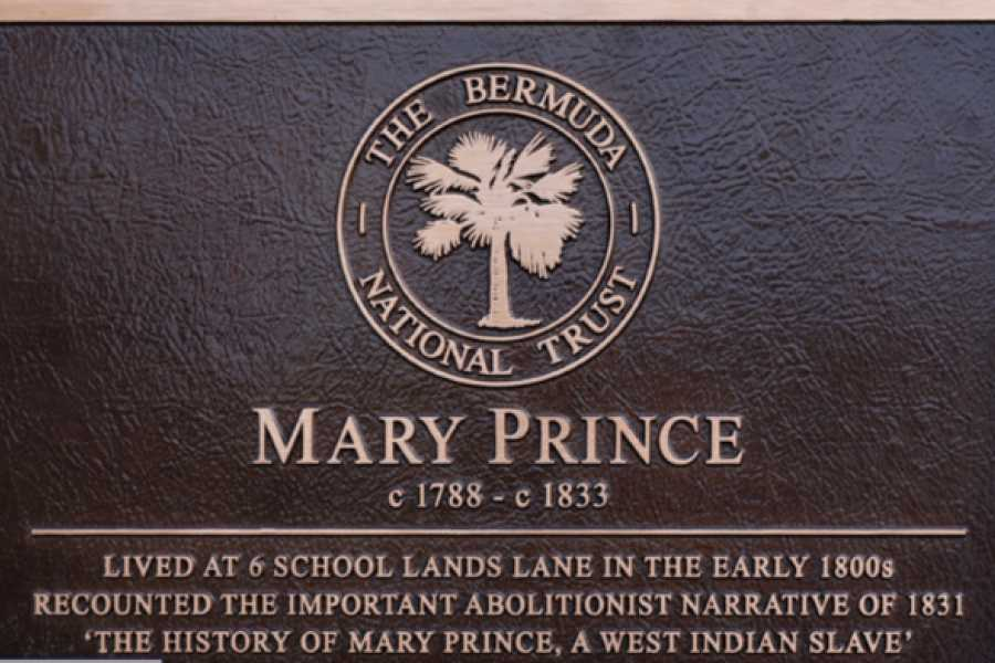 Titan Express Emancipation Stories of Mary Prince & The Friendly Societies