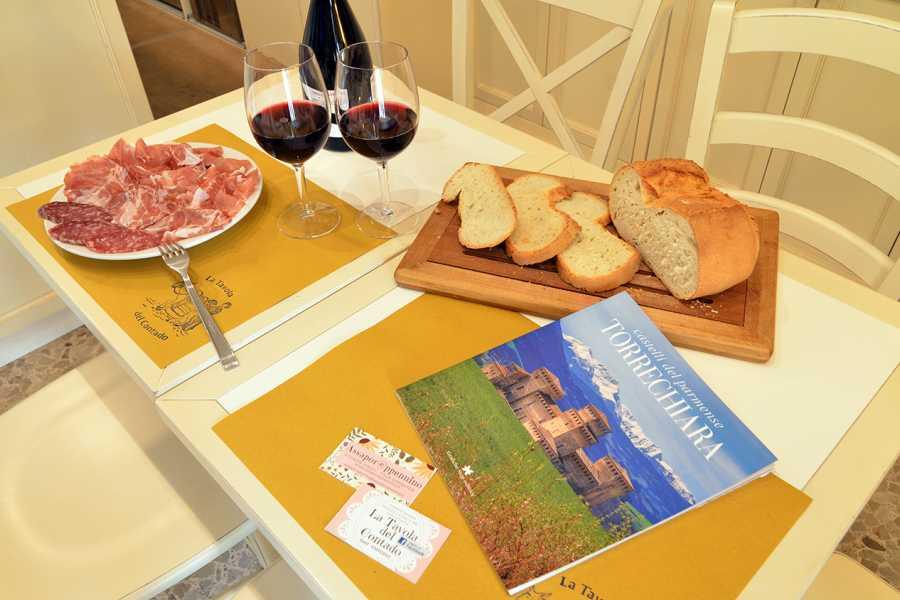 Emilia Romagna Welcome I Love CER - Torrechiara