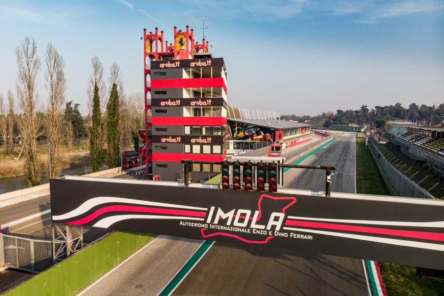 IF Imola Faenza Imola Racetrack Walking Tour