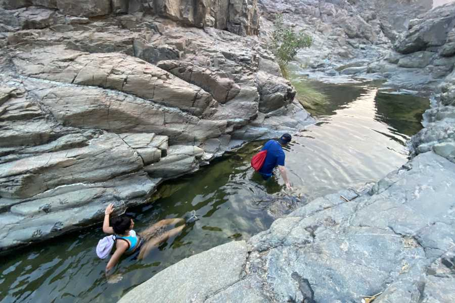Adventurati Outdoor Gorge walking (Weekday private groups)