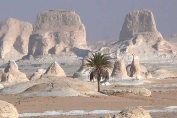 7 days Egypt Itinerary Cairo and the white desert