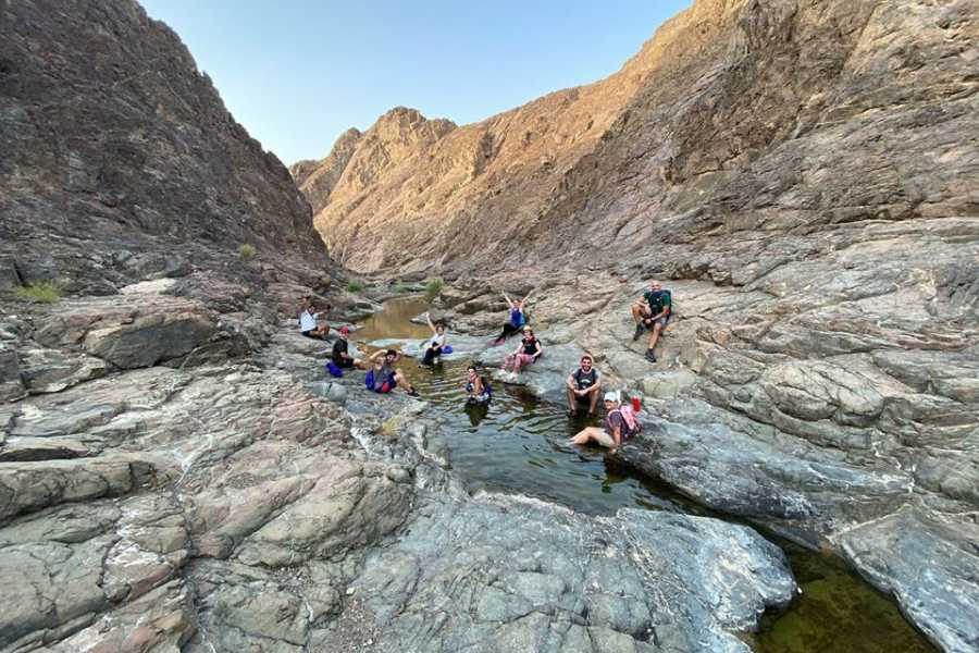 Adventurati Outdoor Hiking,Climbing, and Water Crossing