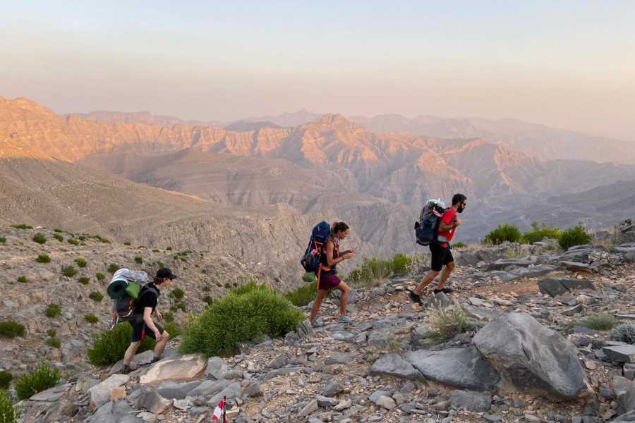 Adventurati Outdoor Ridge Summit Night Hike, Highest Public Point in UAE - Thursday 2nd of July
