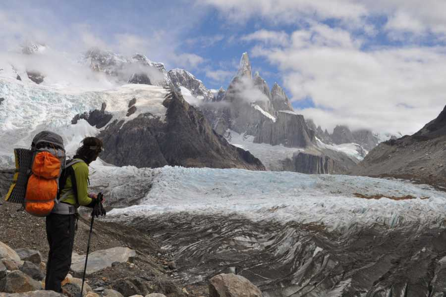 Patagonia Hikes Cerro Torre Base Camp. 3 days.