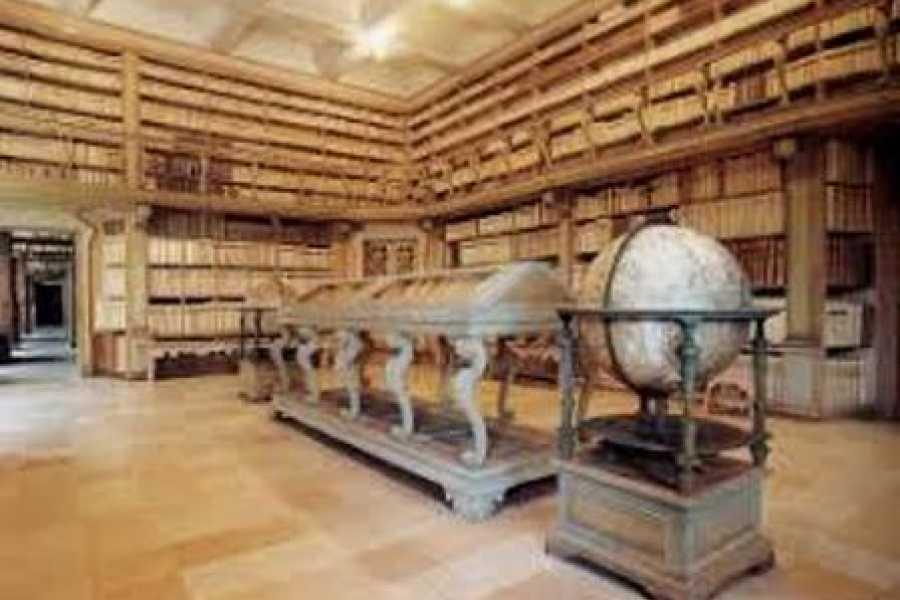 Visit Rimini Visita della Biblioteca Gambalunga ArtCard
