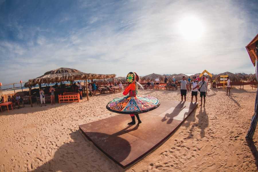 Excursies Egypte Paradise island snorkeling trip from El Gouna