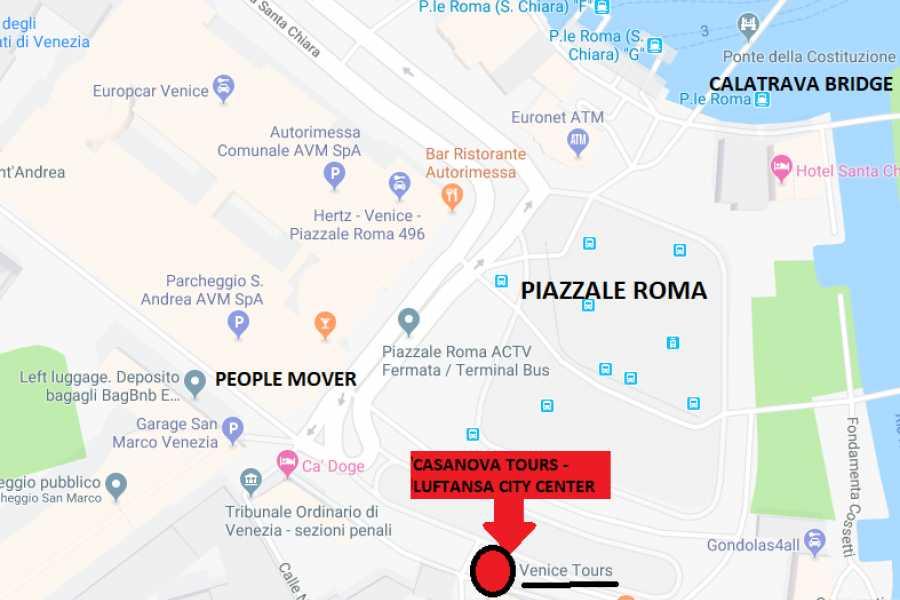 Venice Tours srl PRIVATE AIRPORT TRANSFER BY MINIVAN