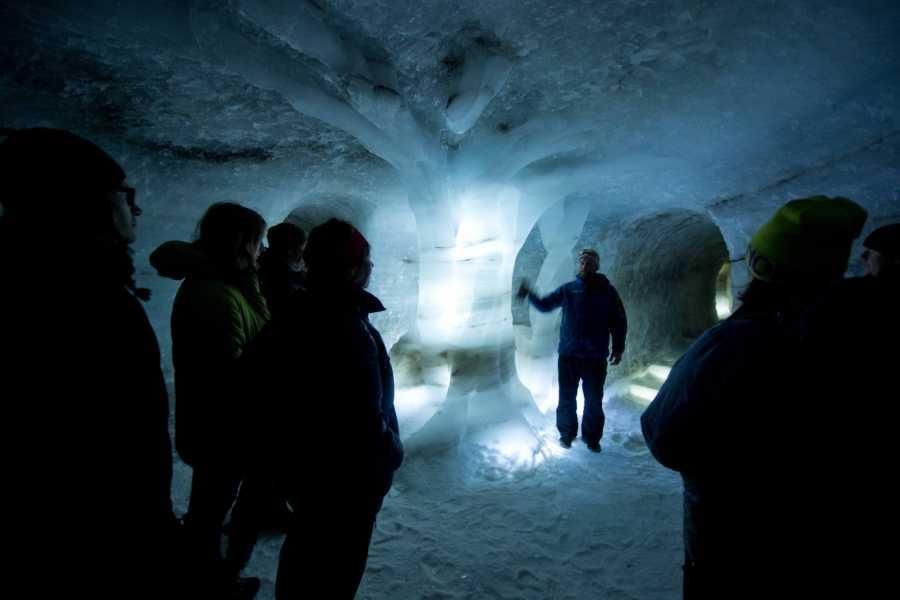 Klimapark 2469 Guided tour in Klimapark 2469