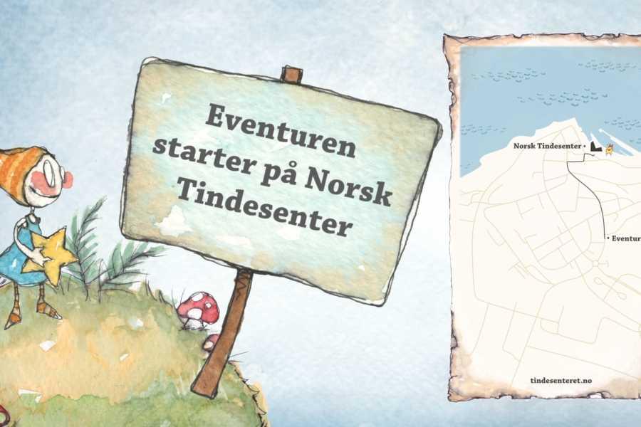 Norsk Tindesenter EvenTURskogen