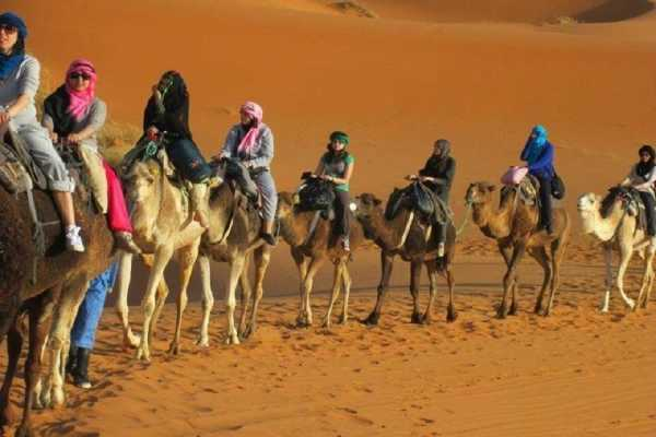 ( thousand Kasbahs) 6 Day and 5 Nights Tour