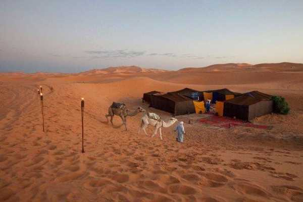 ( with nomads) 7 Days and 6 Nights Tour