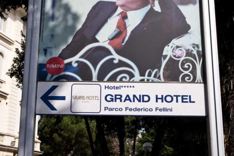 VisitRimini Grand Hotel: a tavola con Federico