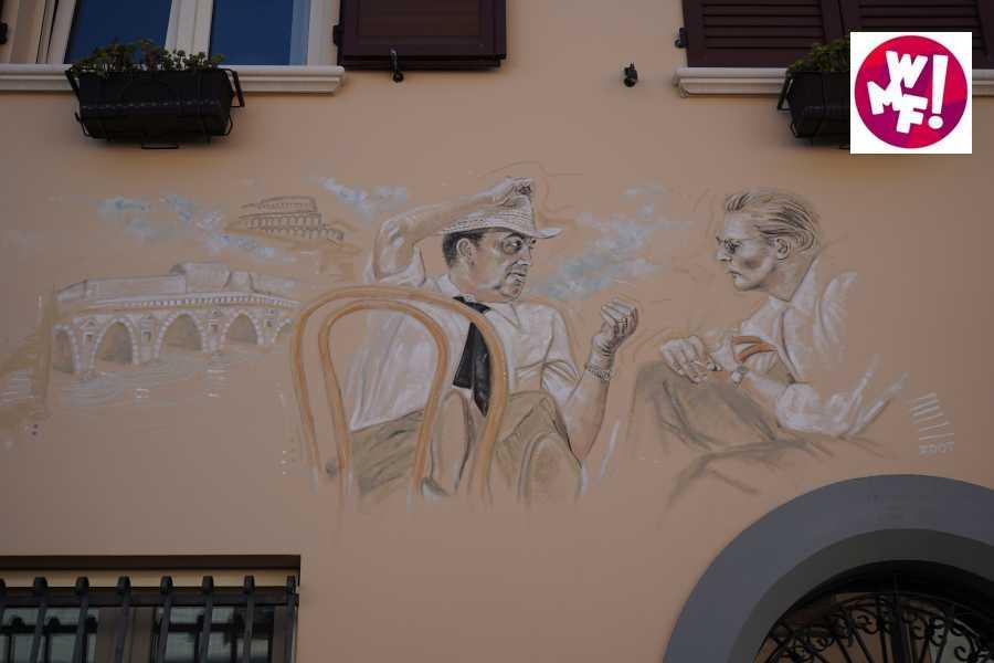 VisitRimini WMF   Rimini City Tour Fellini behind the mask