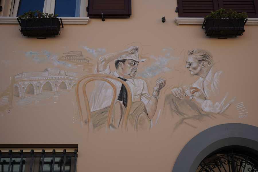 VisitRimini Fellini dietro la Maschera