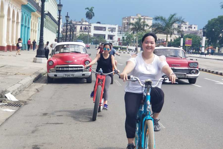 Cubyke Travel Gourmet cocktail tour - Habana